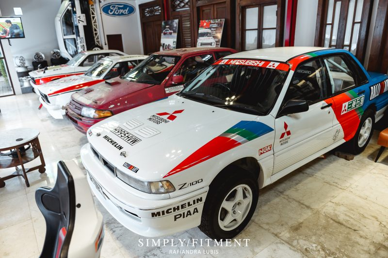 ANTHON NOVIANTO'S INDONESIA RALLY HERITAGE COLLECTION
