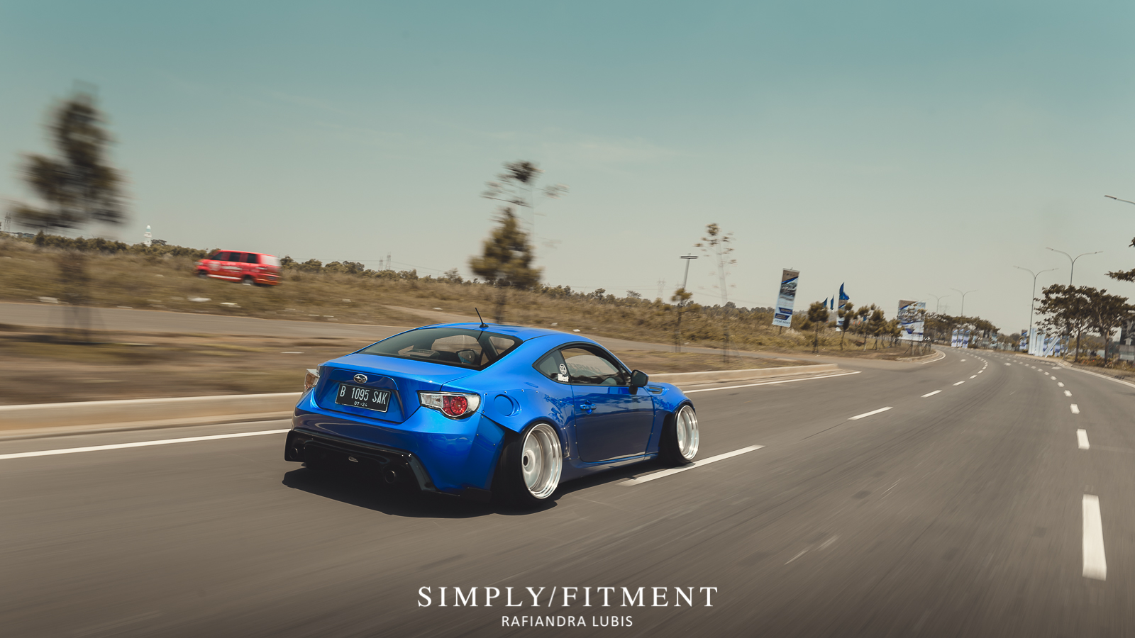 ALEHOED 'S ROCKET BUNNY V1 WIDEBODY KIT SUBARU BRZ 2014