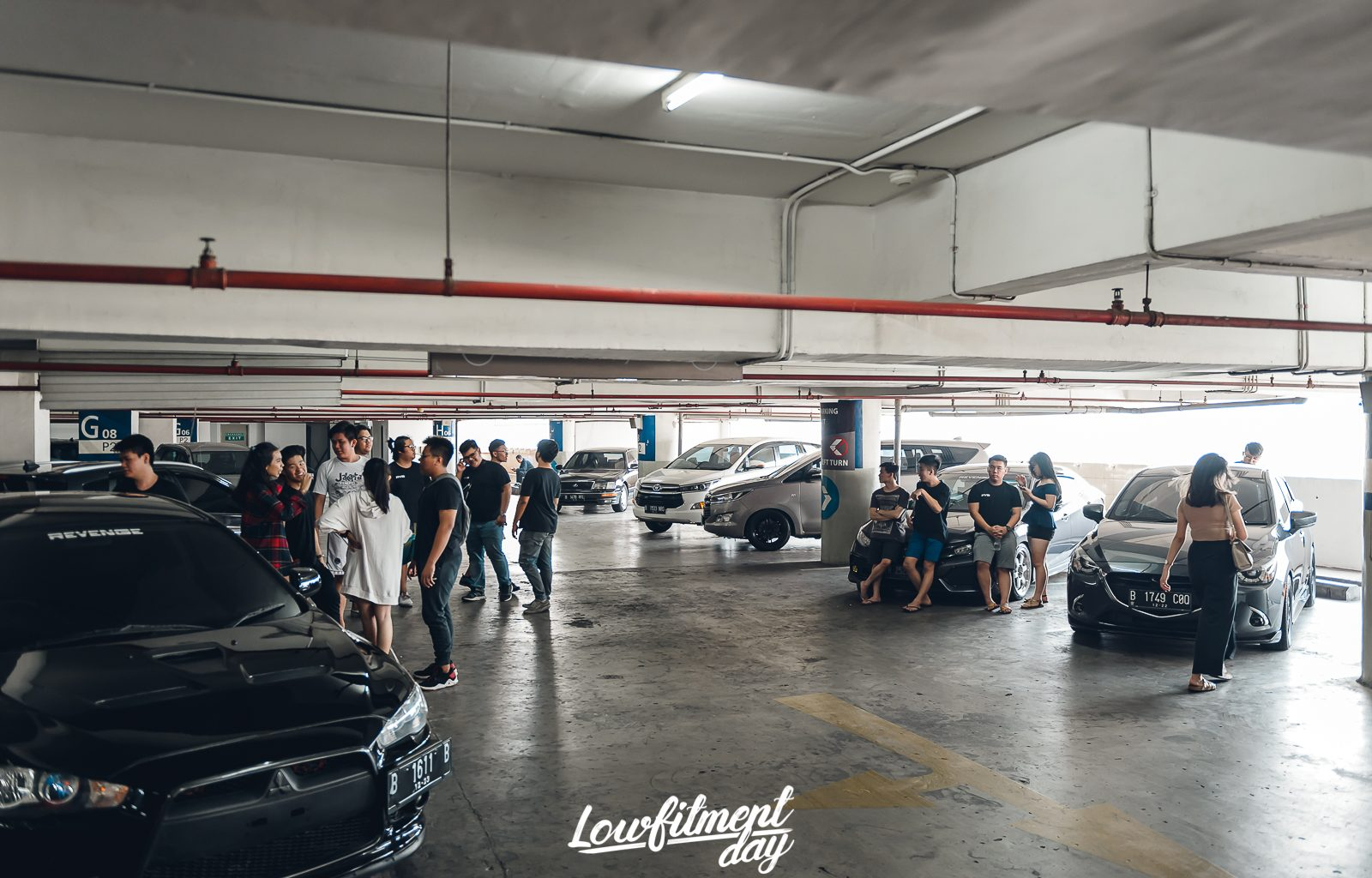 "Tema ""Alternative Aesthetic Design"" Semakin Seru di LOWFITMENT DAY 9"